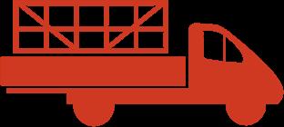 Аренда однотонника  «Пирамида» 4 м для нестандартных грузов